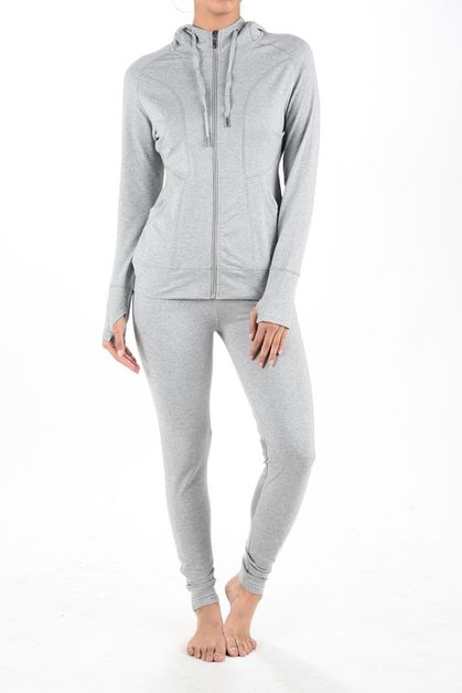 JACKET AND SKINNY PANTS ACTIVE SET - orangeshine.com
