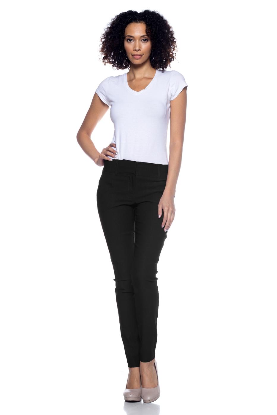 Feb 11, womens Skinny Office Casual Slim Pencil Pants Trousers xs.