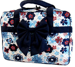 Tall Bow Bag Large - orangeshine.com