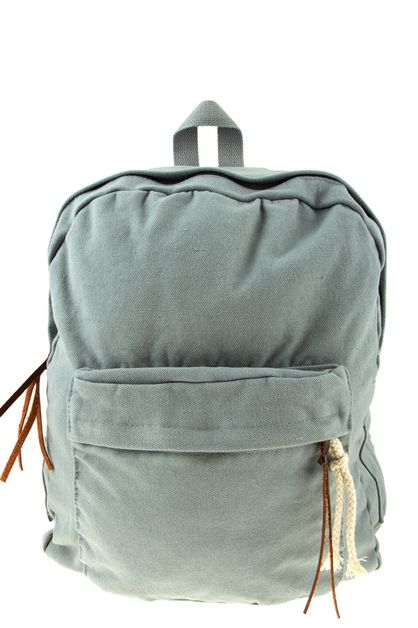 Front pocket accent backpack - orangeshine.com