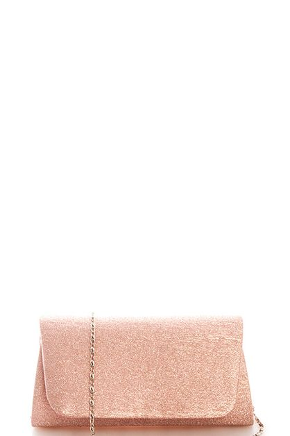 Trendy Sparkling Princess Clutch - orangeshine.com