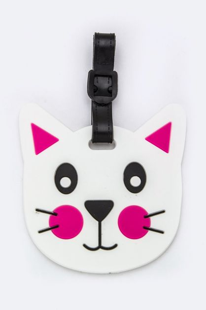 Kitty Jelly Bag and Luggage Tag - orangeshine.com