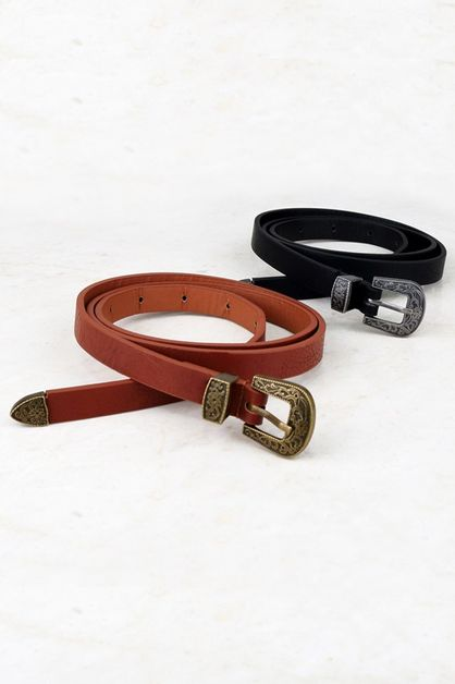 2 THIN BELT SET - orangeshine.com
