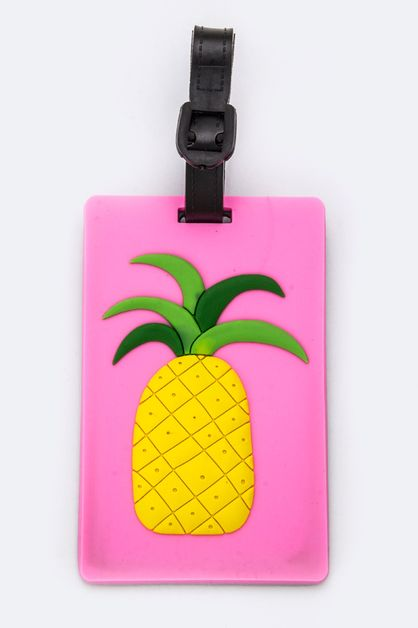 Pineapple Jelly Bag and Luggage Tag - orangeshine.com