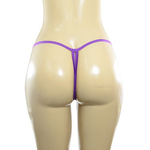 Open Crotch Butterfly G-String - orangeshine.com