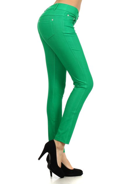 Fashion Jeggings - orangeshine.com