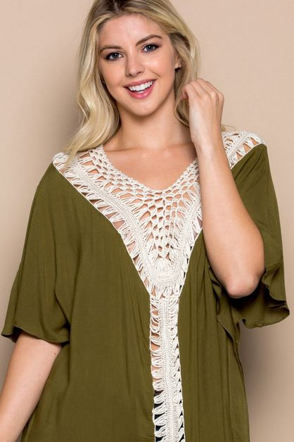 Breezy Boho Top - orangeshine.com