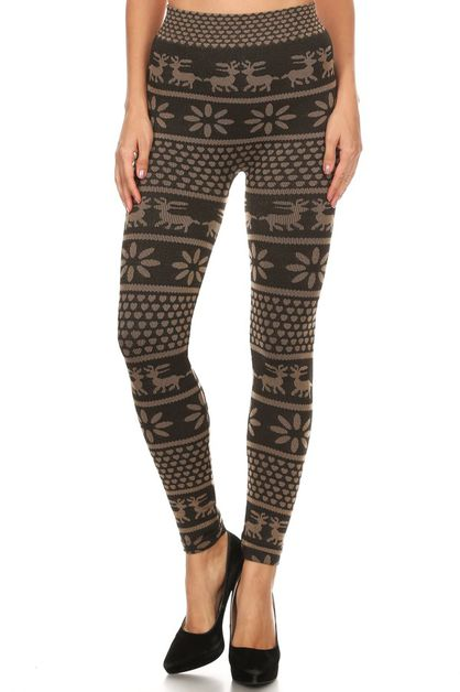 Knit Legging - orangeshine.com