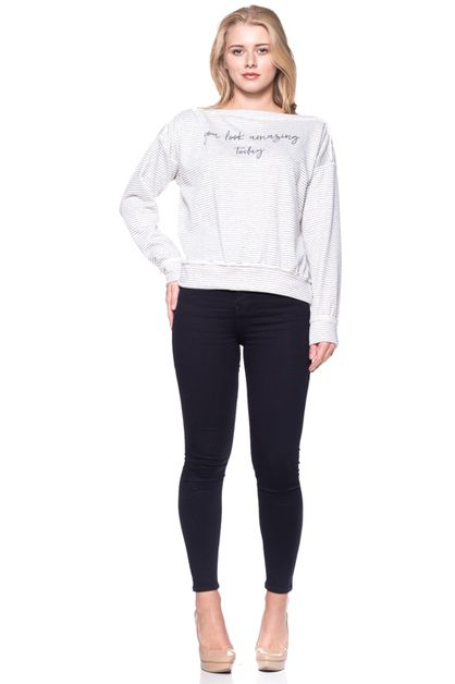 YOU LOOK AMAZING TODAY LONG SLEEVE - orangeshine.com