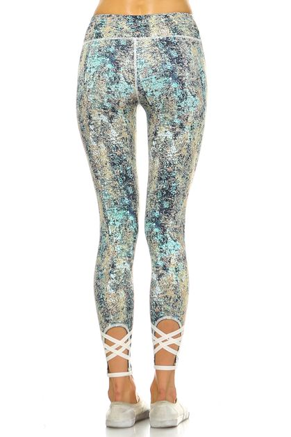 CROSS BACK LEGGINGS  - orangeshine.com