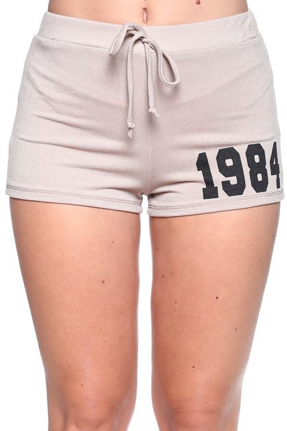 1984 SHORT PANTS - orangeshine.com