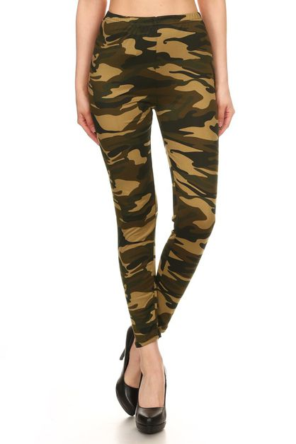 IMPORTED FULL LENGTH LEGGINGS - orangeshine.com