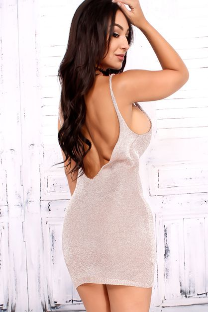 FISH NET SEXY DRESS  - orangeshine.com