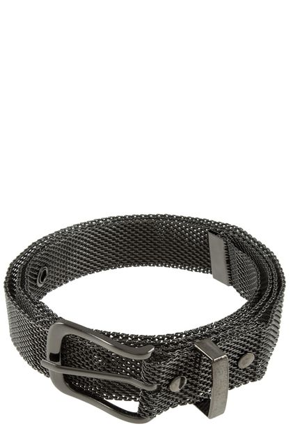 METAL MESH BELT WITH SQUARE BU - orangeshine.com