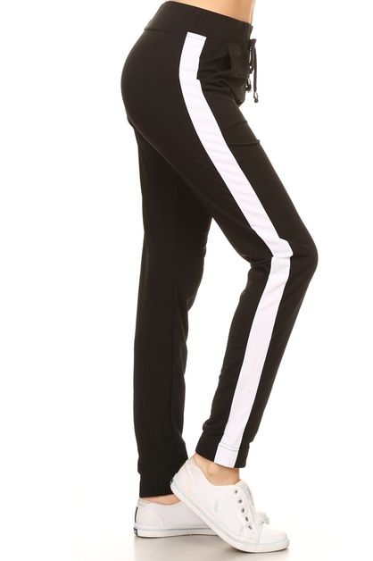 Fashion jogger pants - orangeshine.com