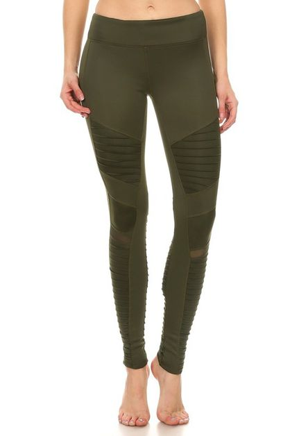 The Moto Legging - orangeshine.com