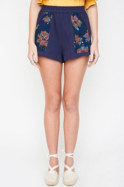 EMBROIDERED SHORT - orangeshine.com