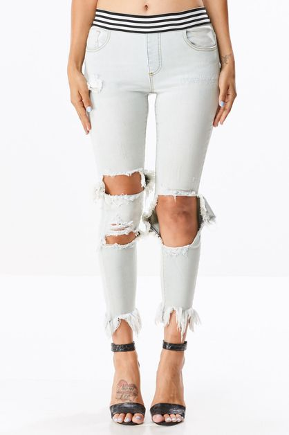 Waistband Skinnies - orangeshine.com