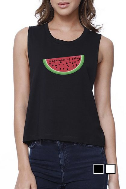 WATERMELON CROP TEE - orangeshine.com