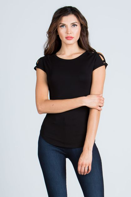 STRAP SHOULDER TOP - orangeshine.com