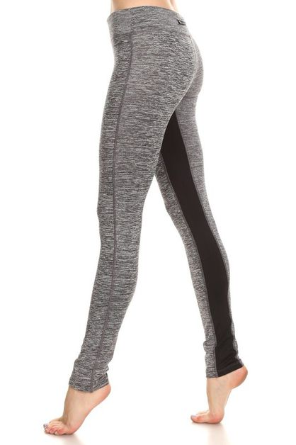 Double Tone Legging - orangeshine.com
