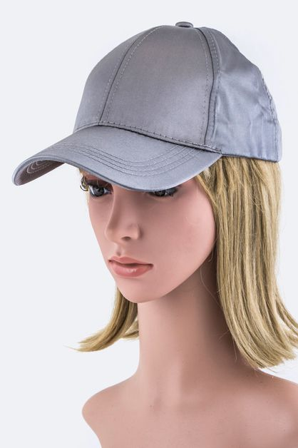 Satin Fashion Cap - orangeshine.com