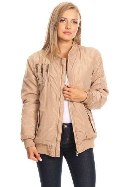 WOMEN OUTWEAR JACKET - orangeshine.com