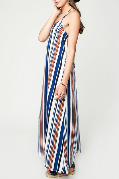 STRAPPY DRESS - orangeshine.com