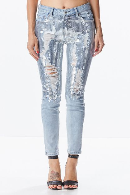 Sequin Skinnies - orangeshine.com