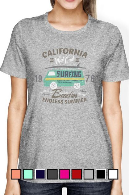 ENDLESS SUMMER T-SHIRT - orangeshine.com