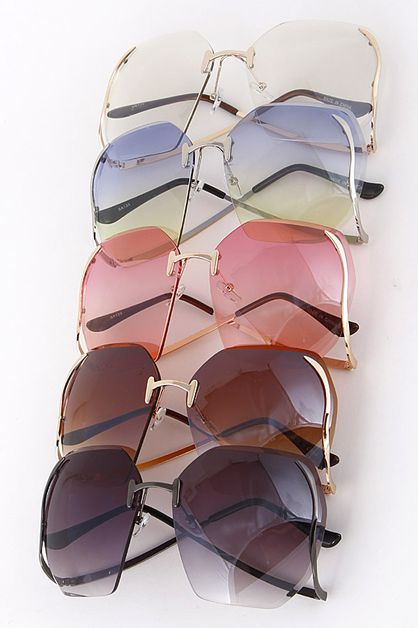 Oversized Fashion Sunglasses - orangeshine.com