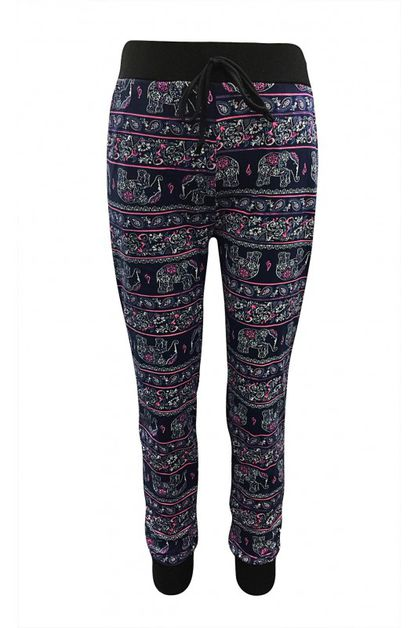 Elephant Girls Pants Kids Joggers - orangeshine.com