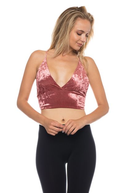 VELVET TOP - orangeshine.com