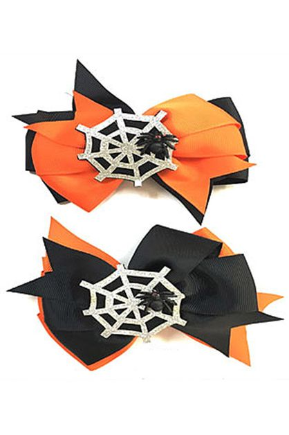 Halloween Bow - orangeshine.com