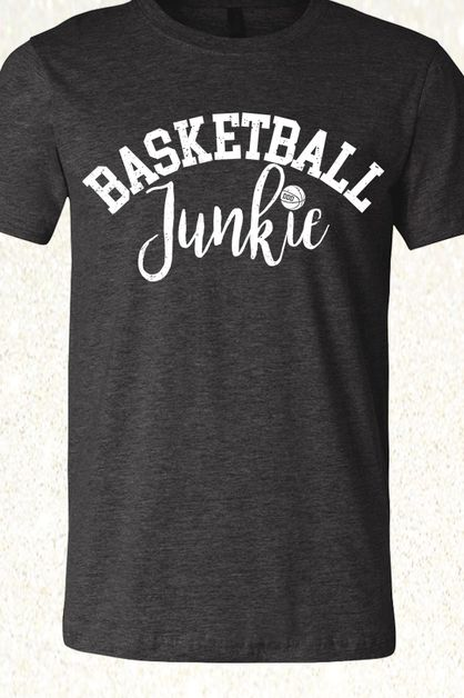 Basketball Junkie Soft Tee Set 3 - orangeshine.com