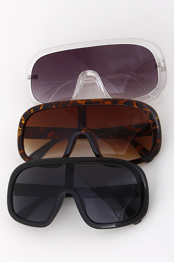 Aviator Unique Style Framed Sunglass - orangeshine.com
