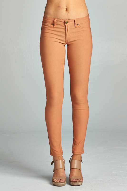 Stretchable Pants - orangeshine.com
