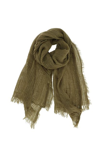 Solid Color Oblong Scarf - orangeshine.com
