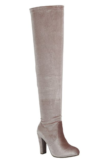 OVER THE KNEE BOOTS - orangeshine.com