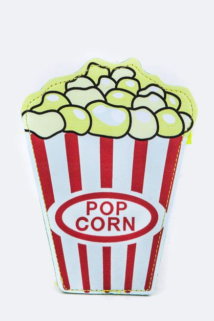 Pop Corn Coin Purse - orangeshine.com