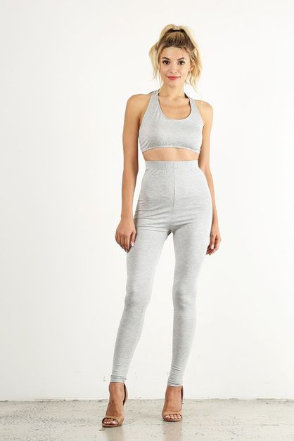 2pc High Waist Set - orangeshine.com
