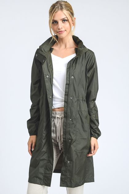 waterproof parka - orangeshine.com