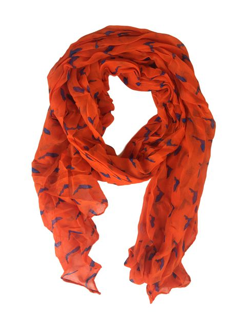State of Louisiana Classic Scarf - orangeshine.com