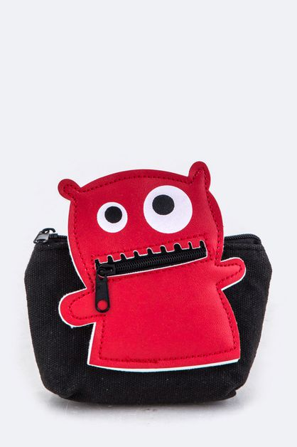 Detachable Monster Coin Purse  - orangeshine.com