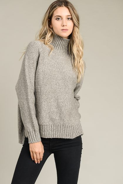 Long Sleeve Sweater - orangeshine.com