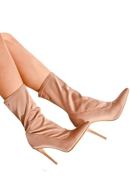 LYCRA POINTED TOE STILETTO THIGH HIG - orangeshine.com