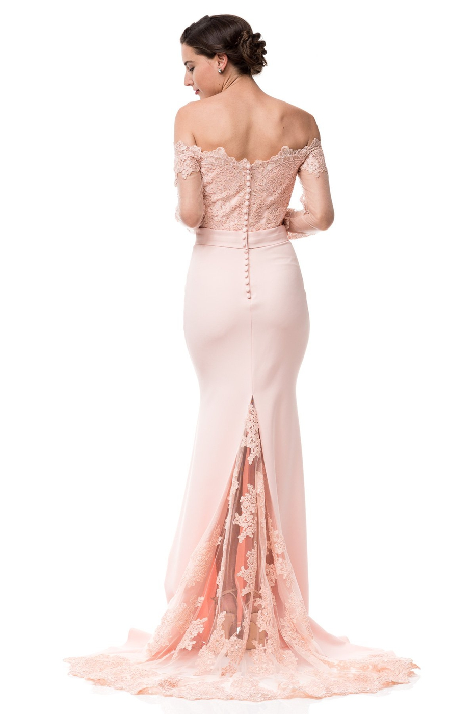 Formal Gown - orangeshine.com
