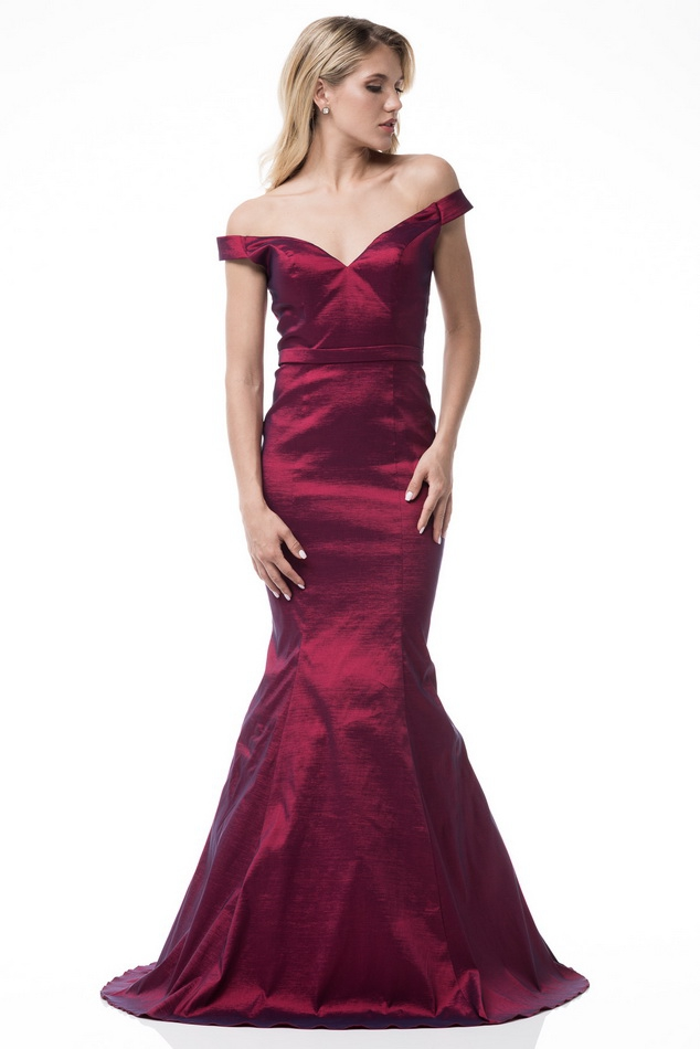 Formal Evening Dress - orangeshine.com