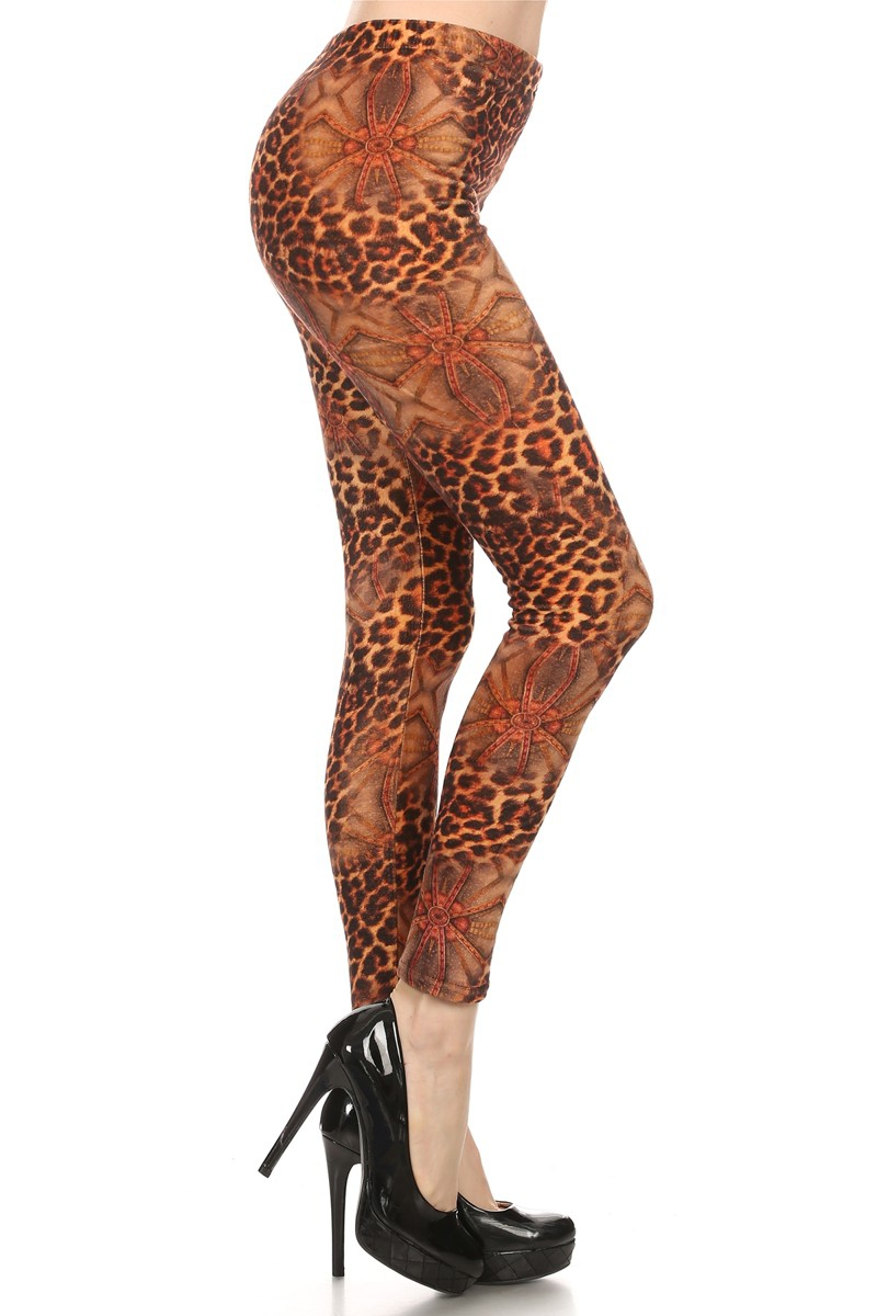 fleece legging - orangeshine.com