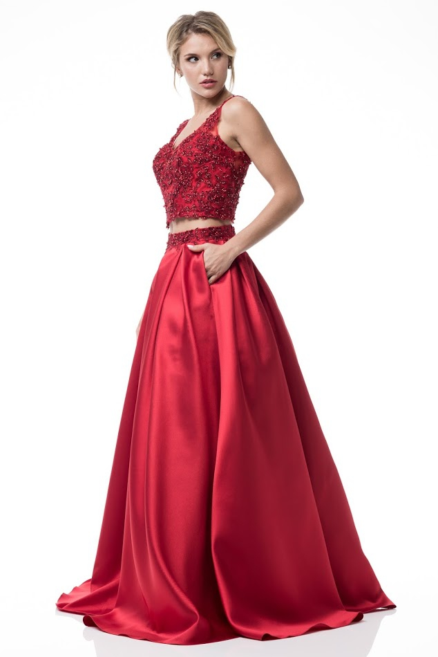 Evening Dress - orangeshine.com